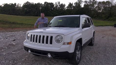 Jeep Patriot 2017 Review by 2017 Jeep Patriot Features Review