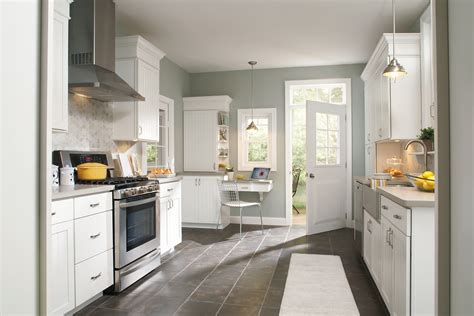 12 Photo Of Best Color For A Kitchen With White Cabinets