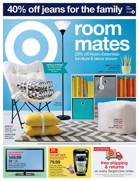 target weekly ad    home products