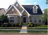 exterior color schemes Creativity by Exterior House Paint Color Combinations ...