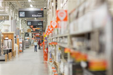 Home Depot Stock Cabinets: Home Depot Inc. Management Talks Online Sales Growth, Pro