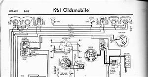 Free Auto Wiring Diagram  1961 Oldsmobile F