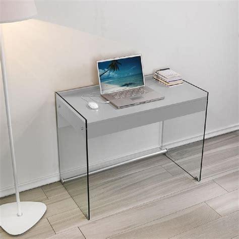 bureau ikea verre et alu bureaux en verre nc7054 bureau d 39 ordinateur en verre