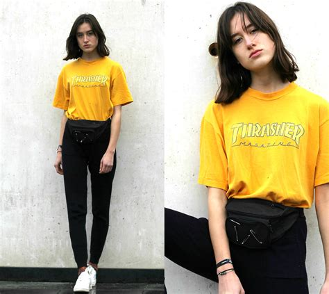 How To Style Thrasher Shirt