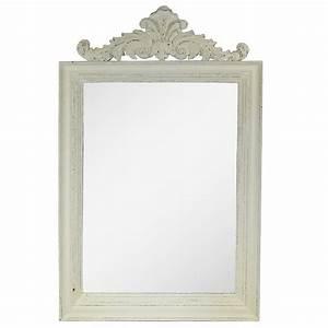 Spiegel Weiß Holzrahmen : wandspiegel badezimmerspiegel mit barock rahmen aus holz spiegel thailand massiv holzrahmen ~ Indierocktalk.com Haus und Dekorationen