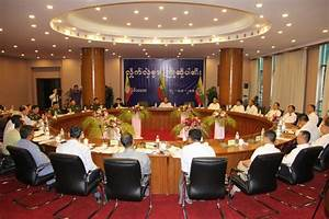 Government delegation meets leaders of Wa Special Region-2 ...