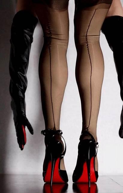 Nylon Heels Nylons Lingerie She Alcazar Mistress