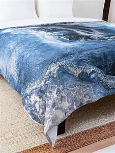 U0026, 39, Navy, Blue, And, White, Geode, Original, Abstract, Fluid, Art