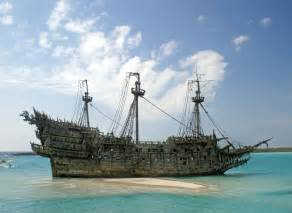 Real Caribbean Pirate Ships