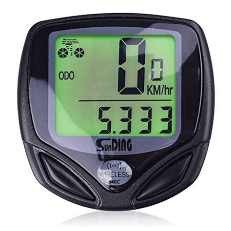 enjoypro wireles bike computer bicycle speedometer with