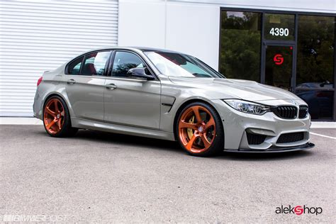 fashion grey bmw fashion grey f80 m3 with new new look from hre