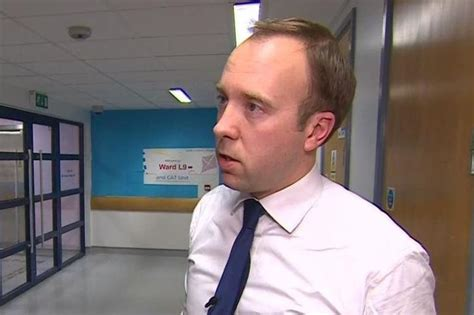 Matt Hancock heckled by protesters at Leeds hospital as ...