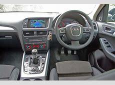 SA Roadtests 2009 Audi Q5 20 diesel