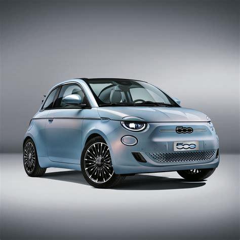 Benvenuti sulla pagina ufficiale di fiat 500. 2020 Fiat 500E
