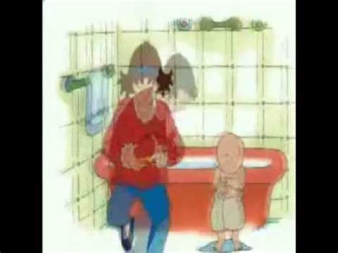 caillou in the bathtub caillou in the bathtub