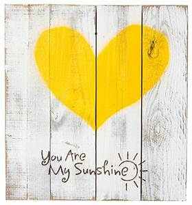 quotyou are my sunshinequot reclaimed wood wall art white and With kitchen colors with white cabinets with you are my sunshine reclaimed wood wall art