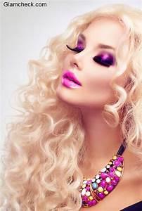 bold festive makeup poll mysterious black vs pink