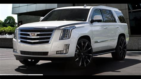 2017 Cadillac Escalade Luxury  Why You Should Drive This