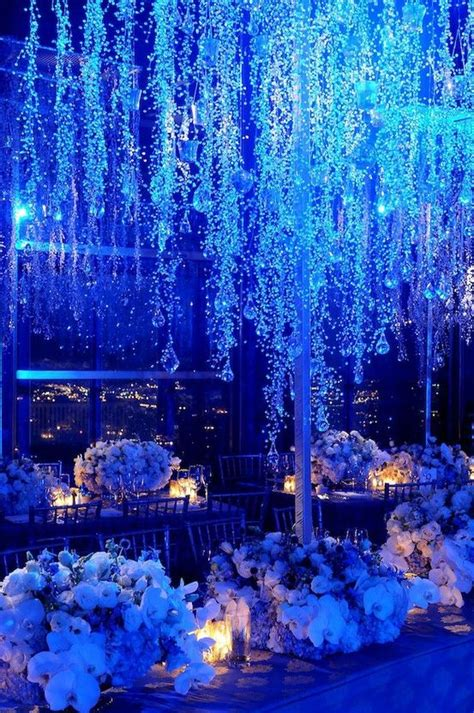 ambiance decoration mariage deco mariage hiver  idee