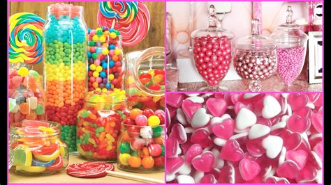 diy  candy sweet jar decorations homeware room