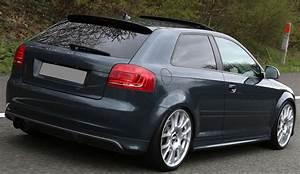 Audi A3 8p Alufelgen : audi a3 8p 3 door s line spoiler 2003 2013 ebay ~ Jslefanu.com Haus und Dekorationen