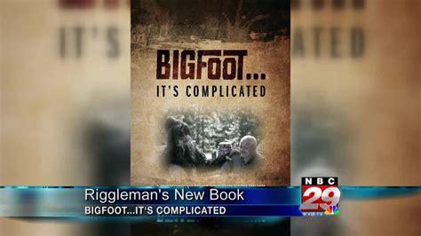 district congressman denver riggleman tackles bigfoot