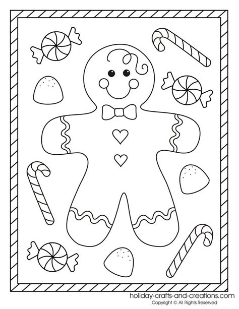 Gingerbread Template 114 Best Images About D 233 Pice On