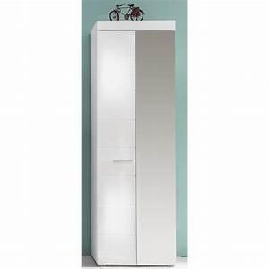 Garderobenschrank Weiß Hochglanz : garderobenschrank amandies007 wei hochglanz wei 259 00 ~ Indierocktalk.com Haus und Dekorationen