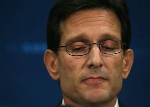 "Eric Cantor: ""No regrets"" after stunning re-election ..."