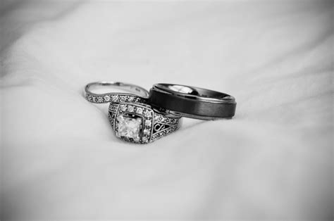 wedding rings g marie photography