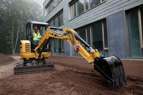 cr mini hydraulic excavator  sale arkansas riggs cat