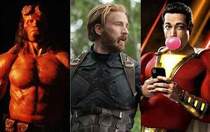 Superhero, Movies, 2019, All, The, Films, From, Marvel, Dc, And, More, Coming, Soon