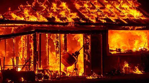 waldbrand katastrophe  kalifornien alles  ich sehe