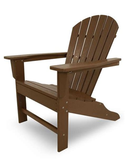 polywood south adirondack chair traditional colors