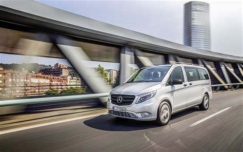 Mercedes V Class 4k Wallpapers by Wallpapers Mercedes Vito 2017 Cars W447
