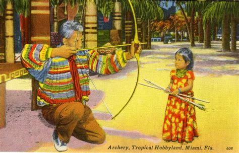 florida memory archery  tropical hobbyland indian