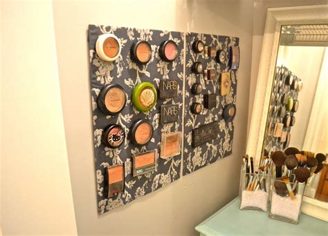 see through makeup desk laura thoughts make up magnet board round up