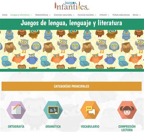 Linguelda Juegos De Lengua Y Literatura El Bosque De Las