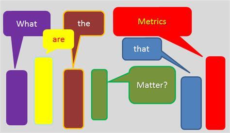 What Are Metrics