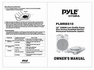 Diagram  Amazon Com Pyle Plta580 2 Wiring Diagram Full