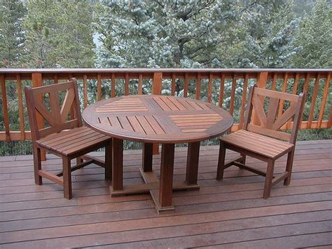 clean mildew  teak furniture hometalk