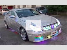 Mercedes CLS LKobo Video autozeitungde