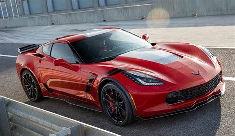 corvette grand sport  red   scale  autoart