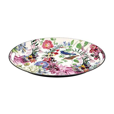 michel design works trays michel design works large metal tray