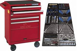 Servante D Atelier Pas Cher : king tony tool trolley set c w 173pc tool 932 000mr hand ~ Dailycaller-alerts.com Idées de Décoration