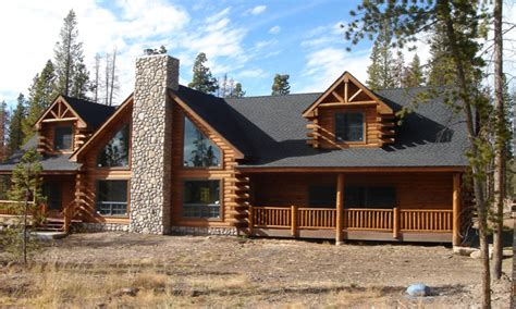 modern log cabin homes modular log homes modern log homes treesranchcom