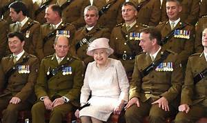 The Queen welcomes Royal Scots Dragoon Guards to new ...