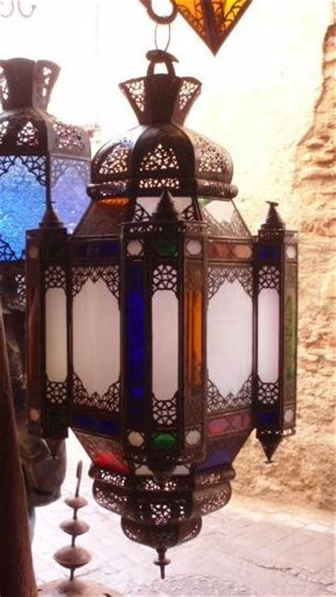 Moroccan Lighting  Moroccan Lanterns  Outdoor Wall