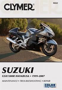 Suzuki Gsx1300r Hayabusa Motorcycle  1999