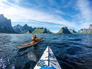 The Zen Of Kayaking  I Photograph The Fjords Of Norway